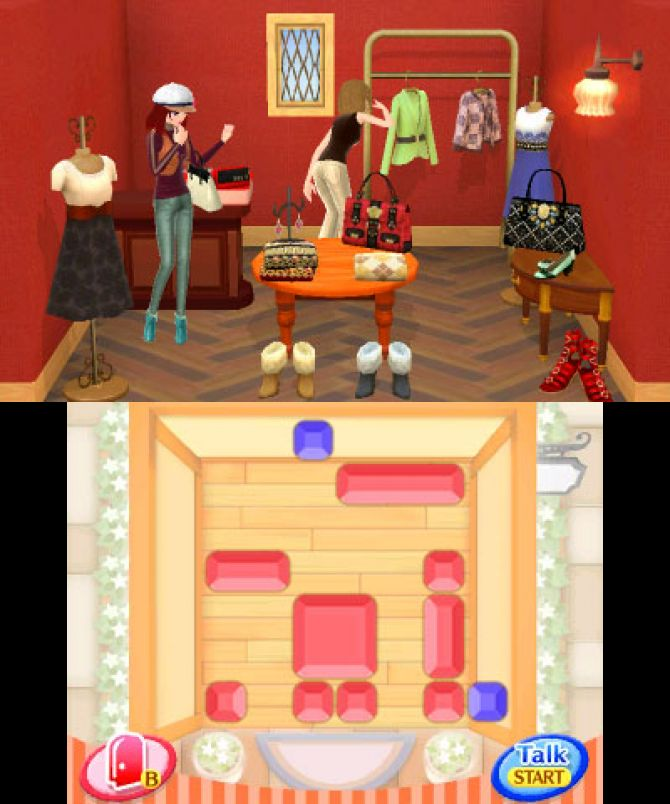 La Nouvelle Maison Du Style Astuce : nouvelle, maison, style, astuce, Nouvelle, Maison, Style, Reines, (Nintendo
