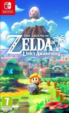 E3 2019 The Legend Of Zelda Link S Awakening Switch Pour