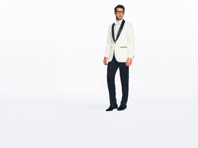 Hampton Black and Ivory Tuxedo
