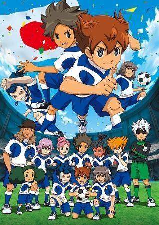 Inazuma Eleven Go Chrono Stone Episode 34 : inazuma, eleven, chrono, stone, episode, Inazuma, Eleven, Galaxy, Anime, AniDB