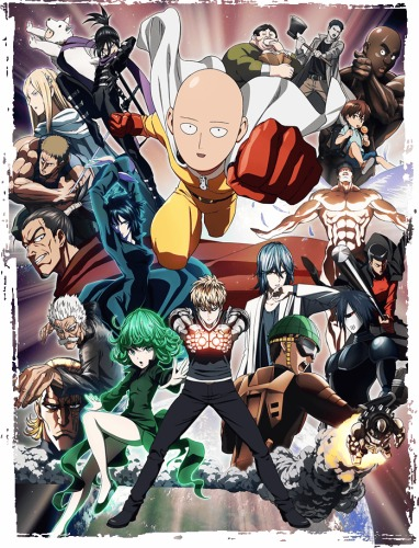 One Punch Man S2 05 Vostfr : punch, vostfr, Punch, Anime, AniDB