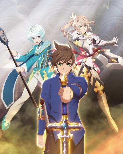 Tales Of Zestiria Anime : tales, zestiria, anime, Tales, Zestiria, Cross, Anime, AniDB