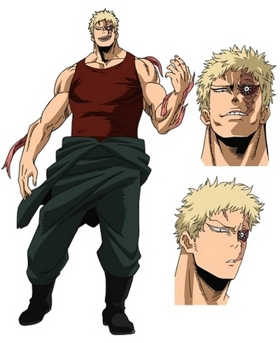 71 Muscular Male Anime ideas | anime, muscular, bruce lee art