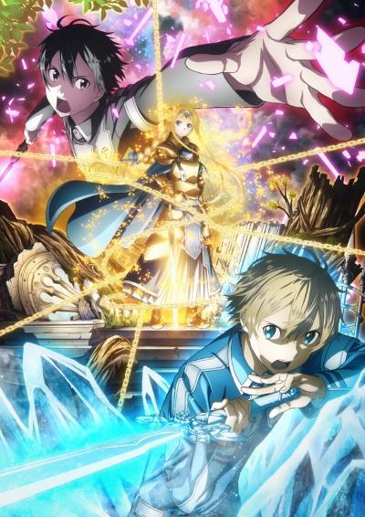 Sword Art Online 9: Alicization Beginning : sword, online, alicization, beginning, Sword, Online:, Alicization, Anime, AniDB