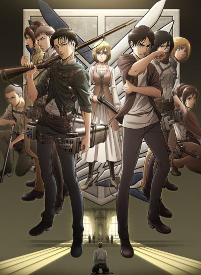 Shingeki no Kyojin Season 3 Part 2 Episode 01