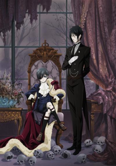 Black Butler Age Rating : black, butler, rating, Kuroshitsuji, Anime, AniDB