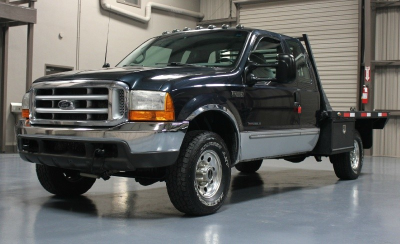 2000 F250 Ford Value
