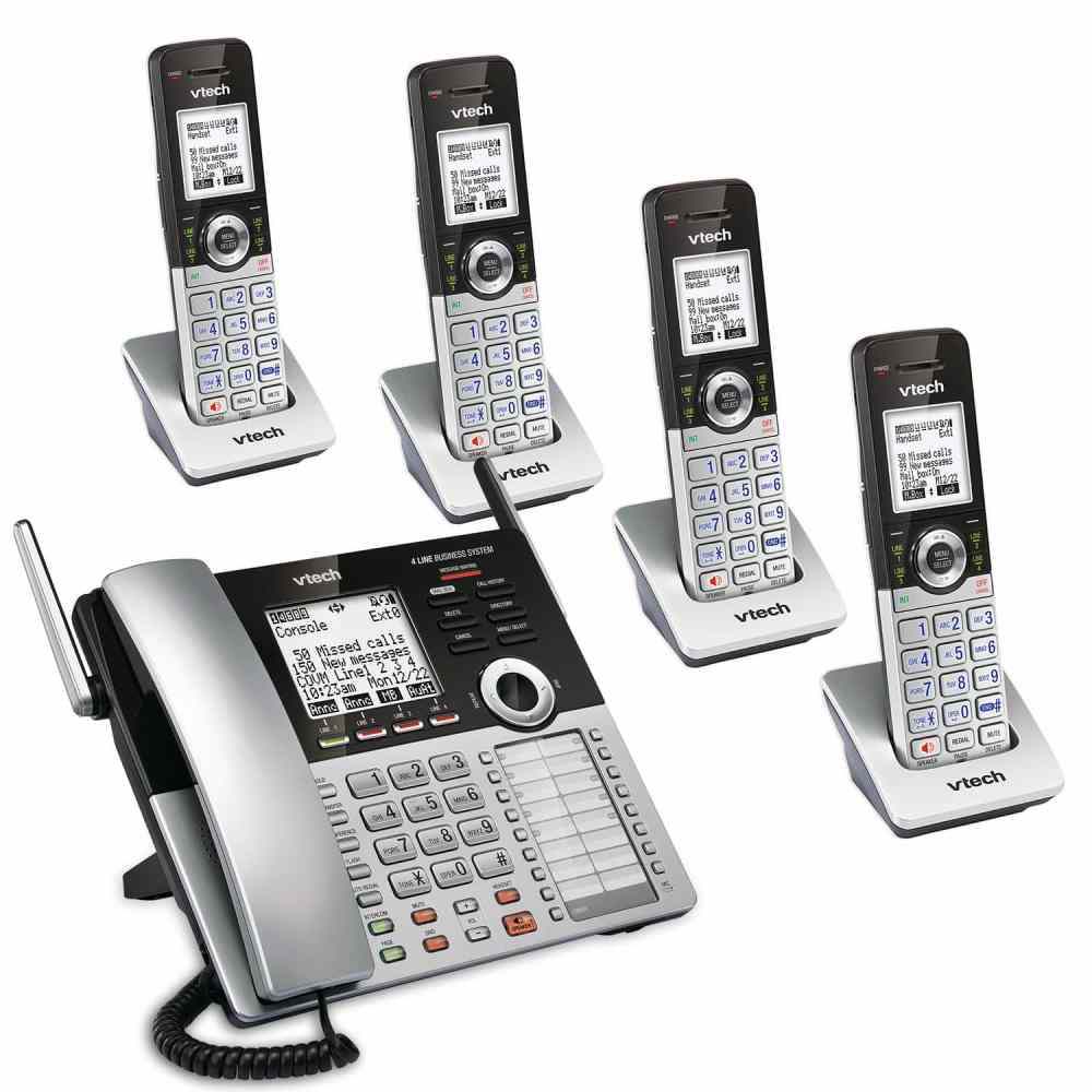 medium resolution of 4 line small business phone system mobility bundle 1