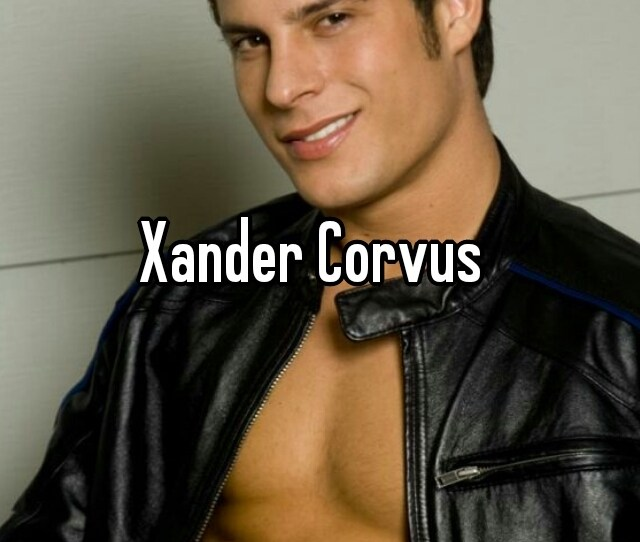 Xander Corvus From Hillside