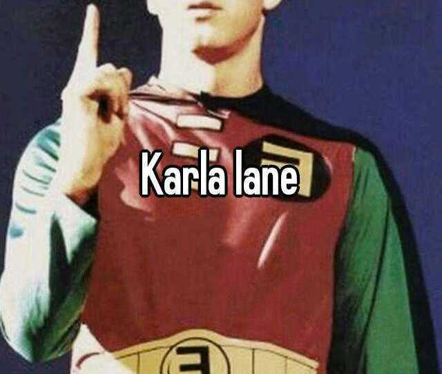 Karla Lane From Somewhere