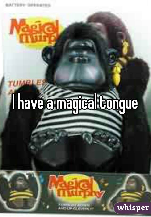C Est Pas Moi C Est Murphy : murphy, Magical, Tongue