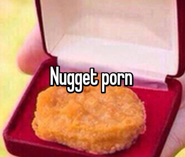 Nugget Porn From Somewhere