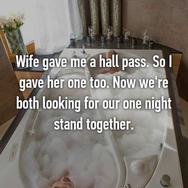 Shocking Secrets From People Who Gave Their Partner A Hall Pass In The Relationship