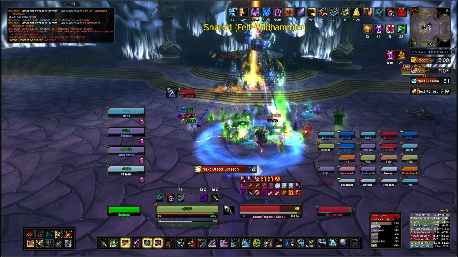 Vytle [Caith UI MoP Update] : Graphical Compilations : World of Warcraft AddOns
