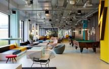 Student Hotel Amsterdam West Modern Design