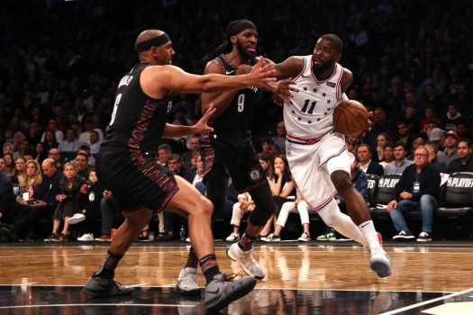 Philadelphia 76ers vs Brooklyn Nets Dream11 Prediction ...