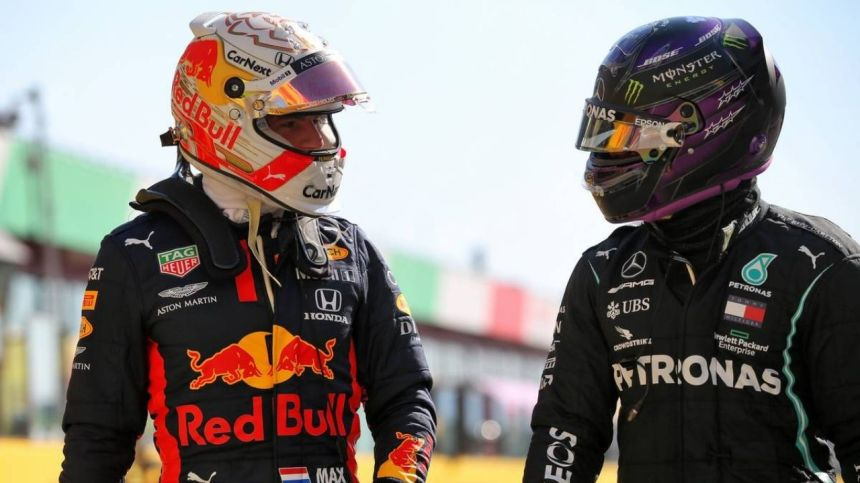 """He has had no rivals""""– Max Verstappen on Lewis Hamilton 