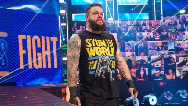 WWE expect Kevin Owens to leave at the end of his contract | The SportsRush