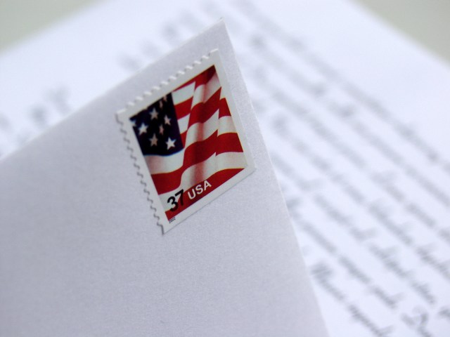 How to Address an Envelope to a PO Box