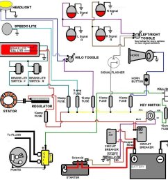 how to read automobile wiring diagrams ehow [ 1024 x 1056 Pixel ]