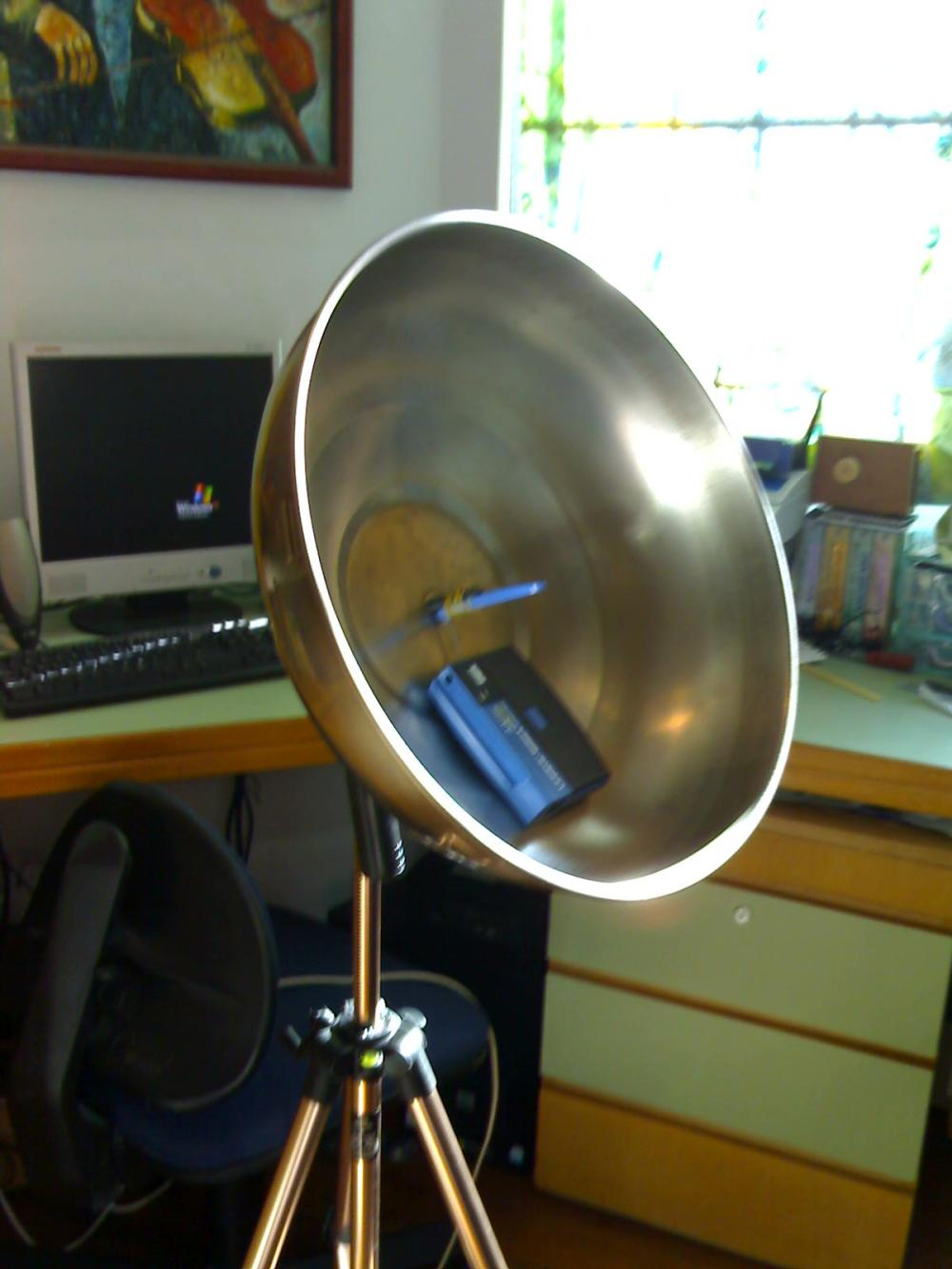 medium resolution of tv antenna for inside how to make