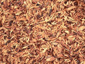 mulch types garden