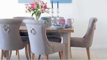 Der klassische Esszimmerstuhl Polsterstühle mit Stil ...