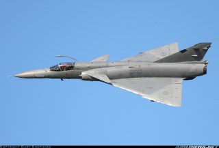 Cheetah fighter jet