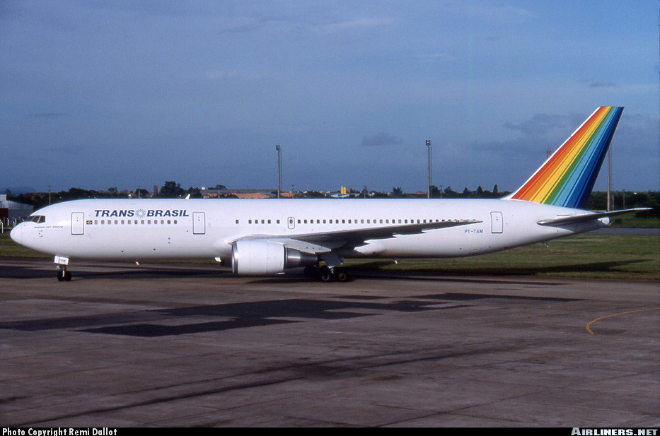 Boeing 767-3P6/ER aircraft picture
