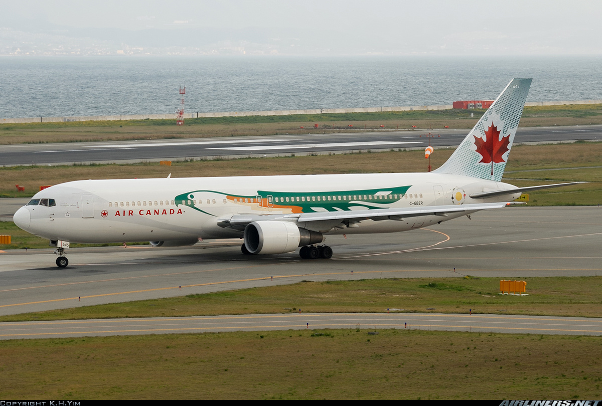 New Air Canada Livery Page 5 Flyertalk Forums