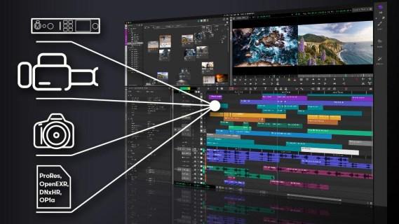 Video Editing Software - Media Composer - Avid Media Composer 2022 Crack