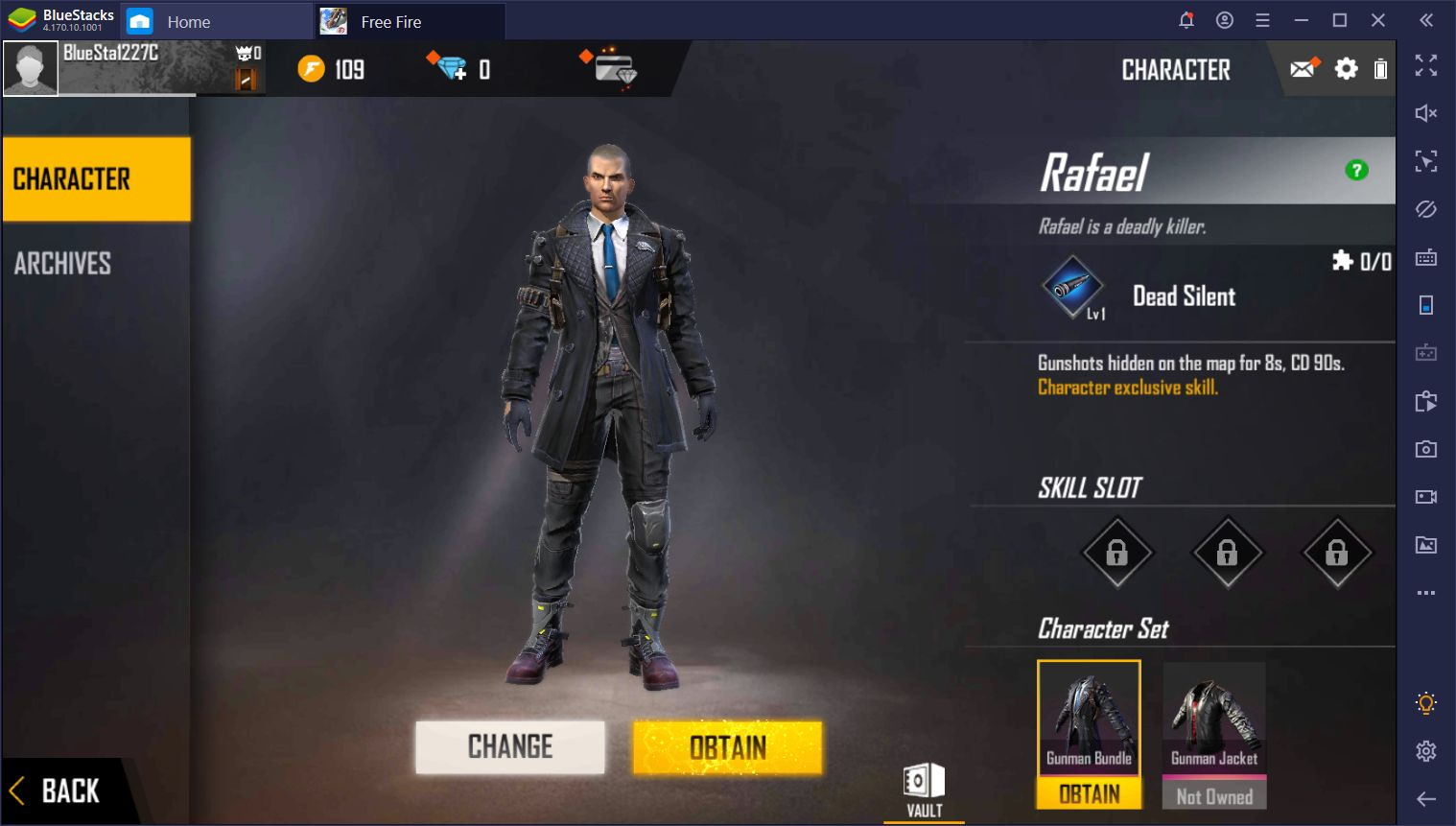 The 5 Best Characters in Garena Free Fire on PC