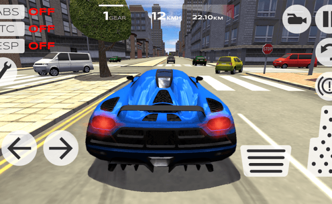 Extreme Car Driving Simulator On Pc And Mac With