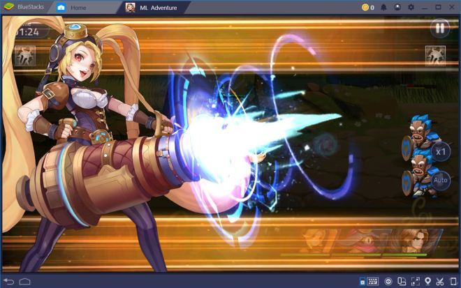 play mobile legends: adventure on pc with bluestacks