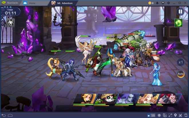 the best heroes in mobile legends: adventure | bluestacks