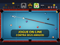 8 Ball Pool no PC com Bluestacks Android Emulator