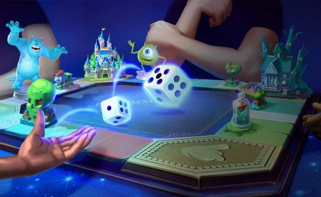 Download Disney Magical Dice The Enchanted Board Game On