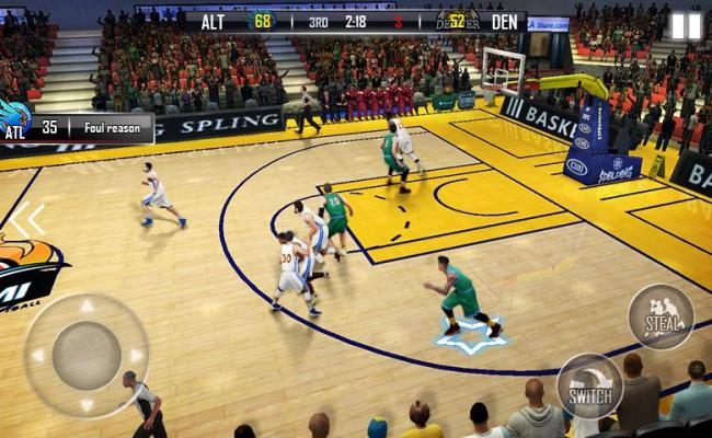 Play Fanatical Basketball On Pc With Bluestacks Android