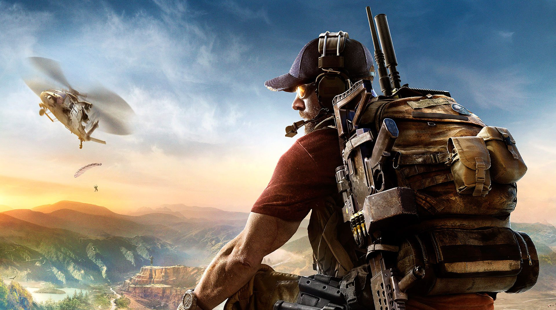 Play Ghost Recon® Wildlands HQ On PC And Mac