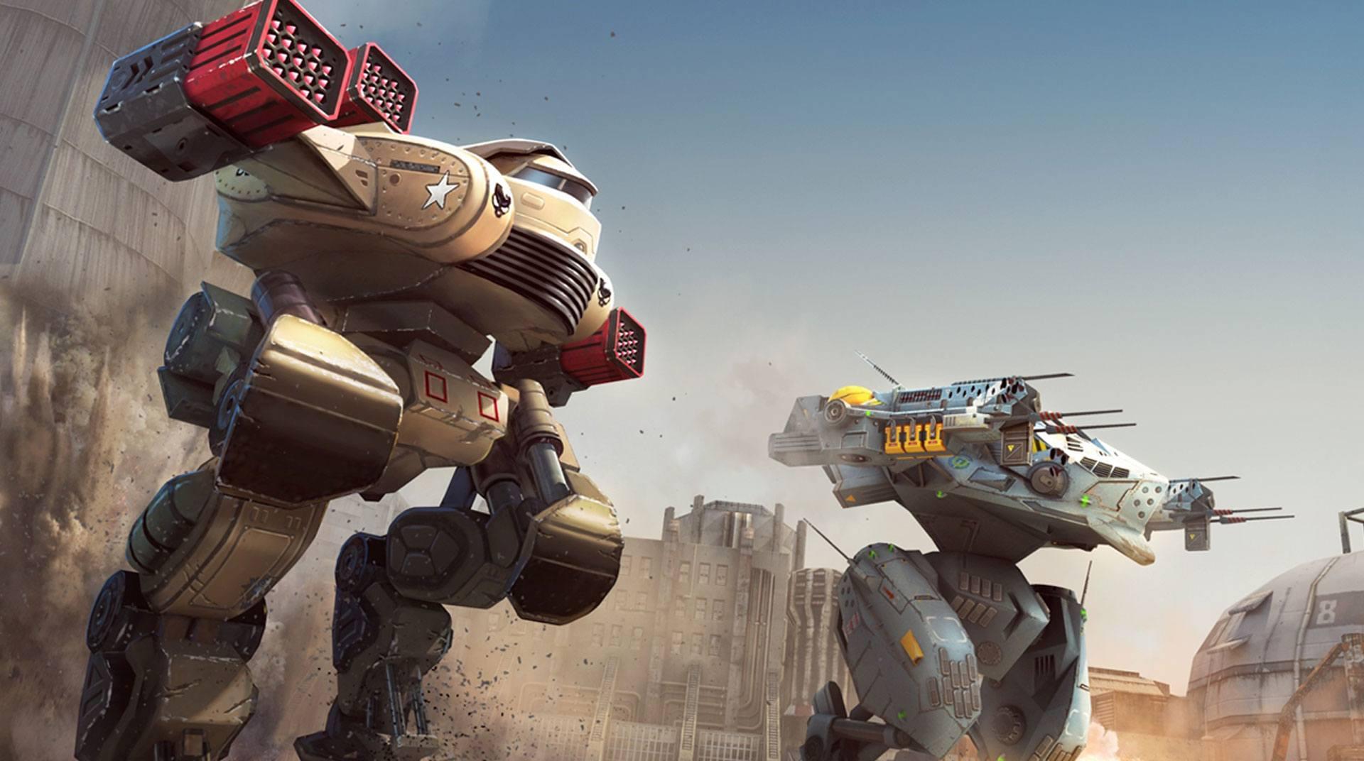 download war robots on