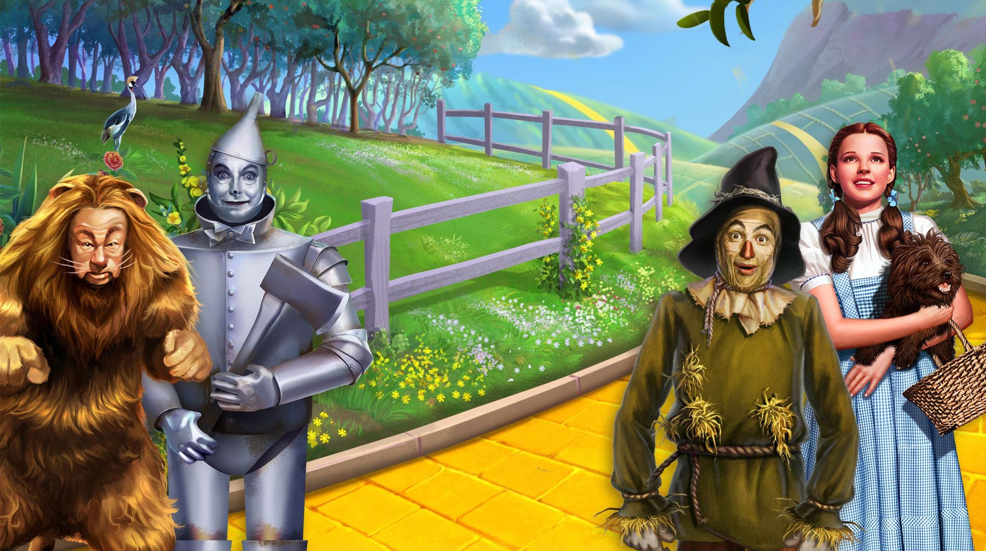 Download Wizard Of Oz Magic Match On Pc With Bluestacks