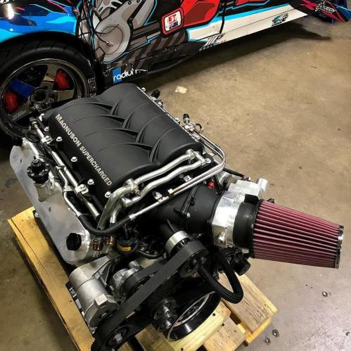 small resolution of  joshrobinson530 has a monster of an engine on his hands on this motormonday