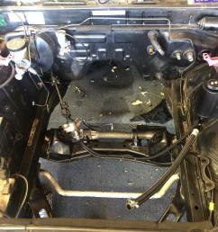 chasebays power steering kit installed chasebays silvia s13 sr20det [ 1080 x 1080 Pixel ]