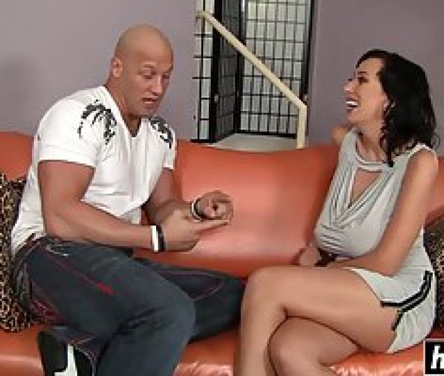 Big Titted Girl Is Giving Lots Of Pleasure To Her Best Friend Instead Of His