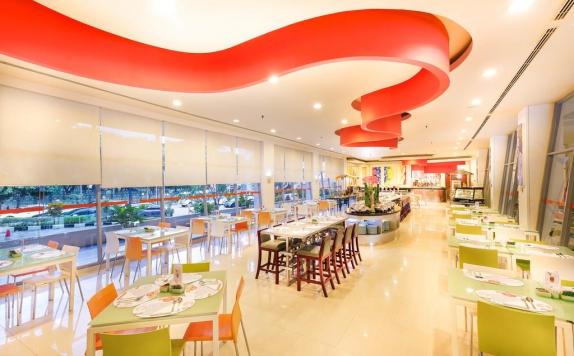 Harris Hotel Sentul City Di Bogor 1001malam Com