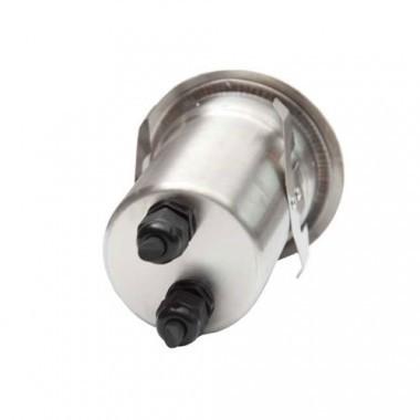 gap lighting support pour spot exterieur encastre de sol carrossable ip65 inox