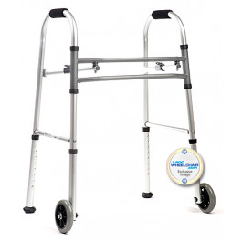 Voyager Folding Adjustable Walker from Keen Mobility