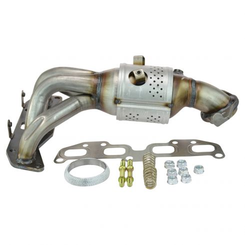 2002 06 nissan altima sentra exhaust manifold catalytic converter assembly cateran inc