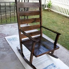 Diy Pallet Rocking Chair Plans Bliss Covers And Unique Wedding Decorations Wood 101 Pallets Recycled