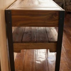 Living Room Buffet Cabinet Latest Interior Design For 2017 Diy Industrial Pallet Side Table With Shelf – 101 Pallets
